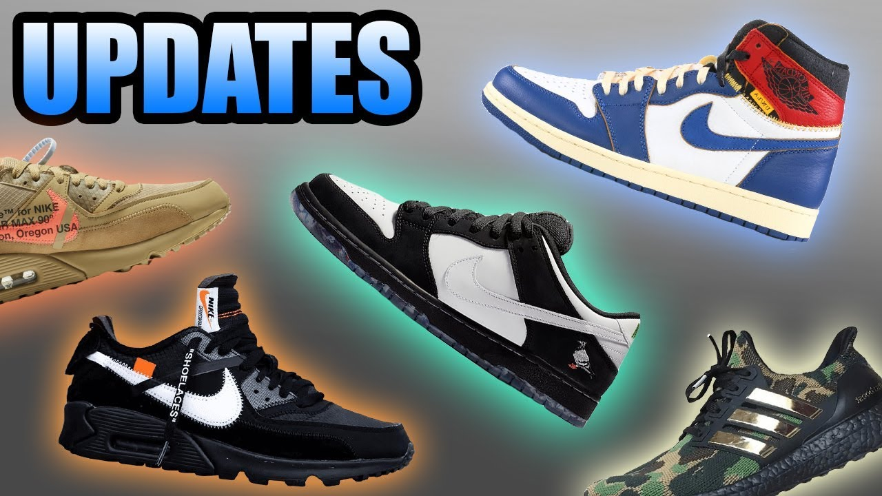huge discount 959a2 36050 Off White Air Max 90 Delay   Another Union Jordan 1 Restock   Sneaker  Updates 20