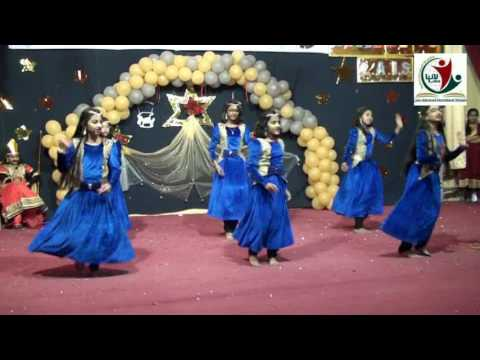 Kindergarten Graduation Party / 2016-2017 - Lana Advanced International Indian School