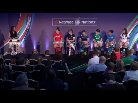 Live Launch of NatWest 6 Nations 2018 | NatWest 6 Nations