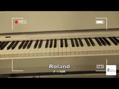 amac 2014 roland rp 401r and f130 r demo austral piano doovi. Black Bedroom Furniture Sets. Home Design Ideas