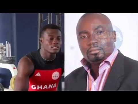 From cracking stones to Olympic stardom: Ghana's Christian Amoah