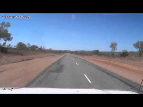 Video 38 - Great Northern Highway - To the Purnululu Turn Off