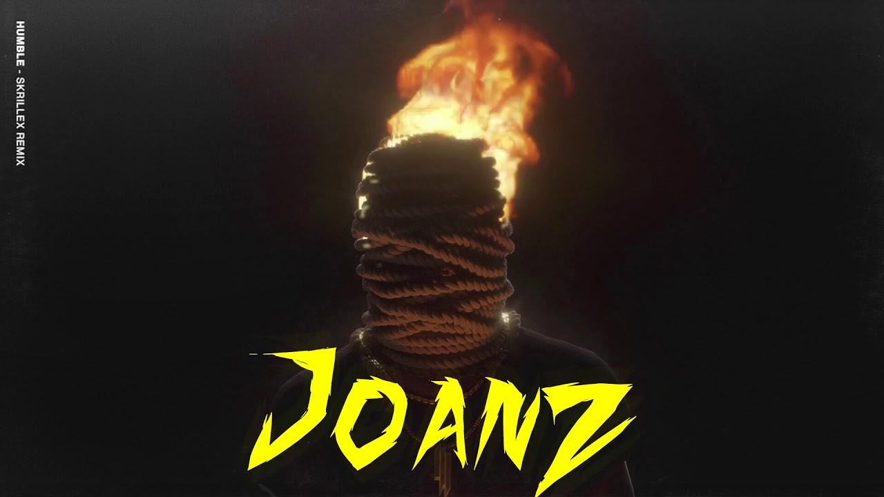 Kendrick Lamar Humble Skrillex Remix Joanz Flip