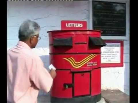INDIAN POSTAL SERVICE HOW TO WORKING POST OFFICE WORKING STYLE VIS