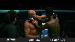 Adesanya vs Silva Highlights