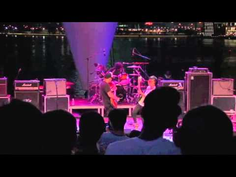 Electrico - Yanie! (Live @ Baybeats 2013)