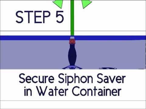Siphon Saver Demonstration Video