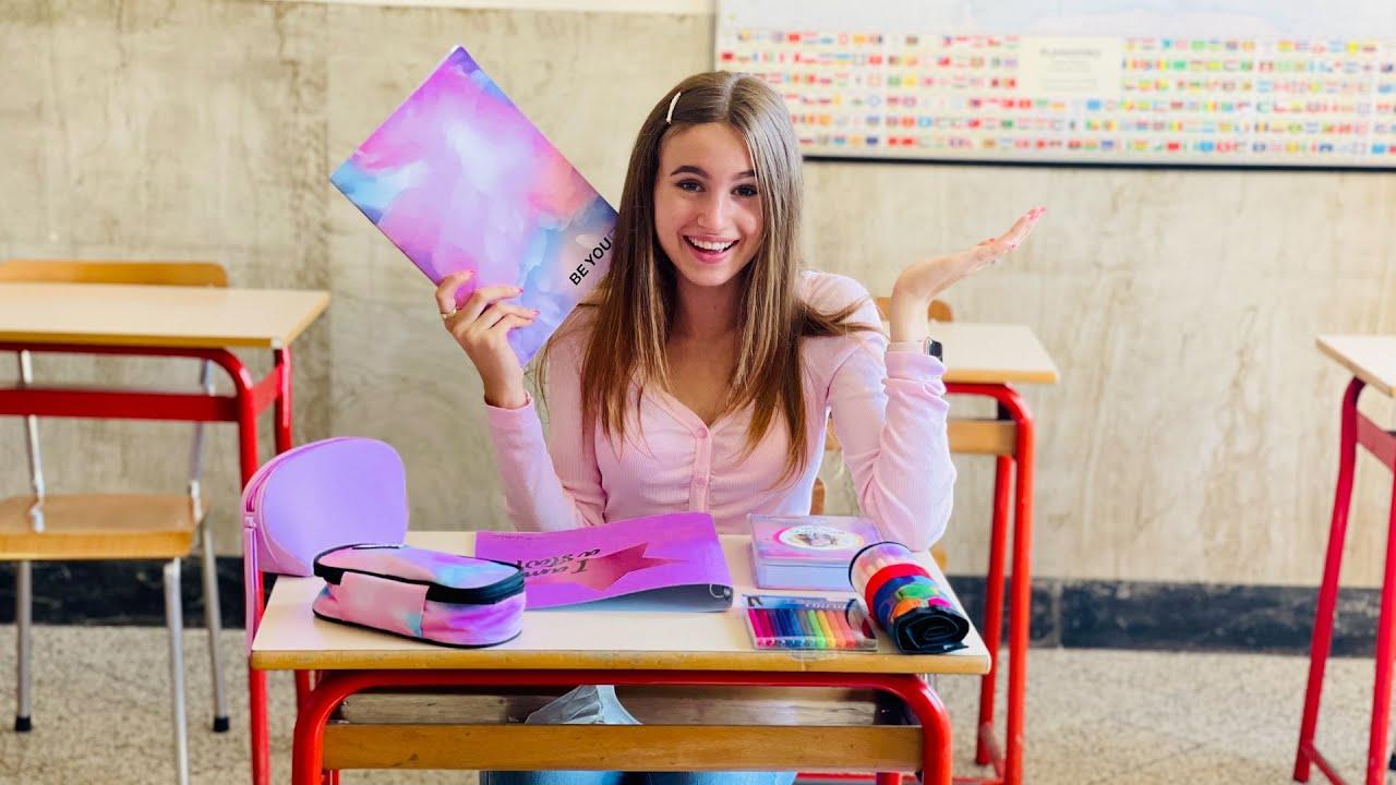 BACK TO SCHOOL - PRIMO GIORNO DI SCUOLA !!! - by Charlotte M