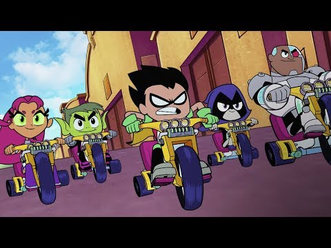Teen Titans GO! To The Movies - Official Trailer 1 [HD] thumbnail