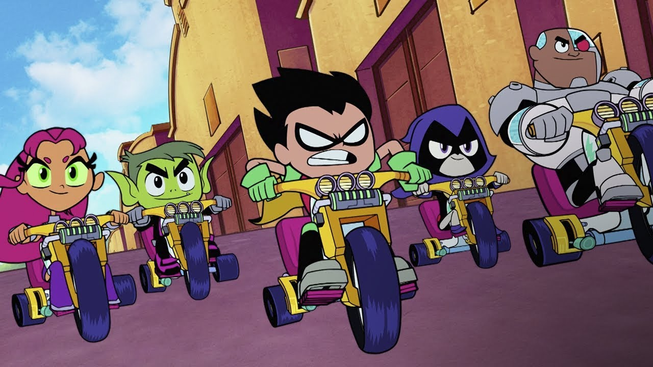 Image result for Teen Titans Go! To The Movies