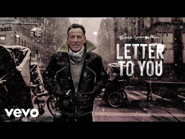 Bruce Springsteen - I'll See You In My Dreams (Official Audio)
