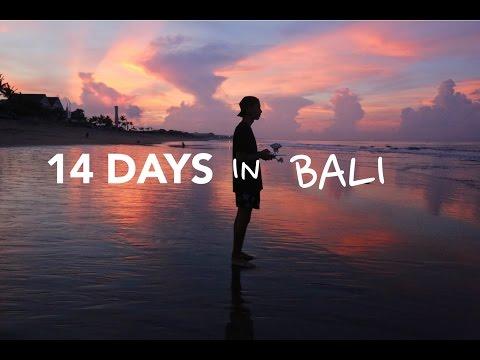 14 DAYS IN BALI