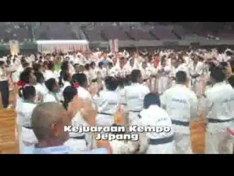 Kempo Jepang Travel Video