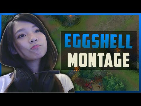 Eggshell MONTAGE - Best Plays 2016 - Stream and Soloqueue Highlights (League Of Legends)