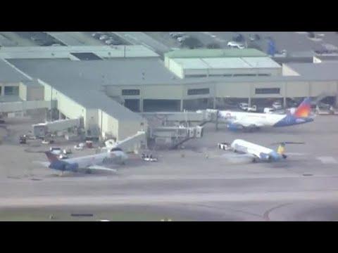 Milwaukee-bound flight forced to make emergency landing because of bird