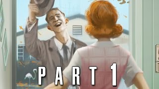 Fallout 4 Walkthrough Gameplay Part 1 - The Apocalypse (PS4)
