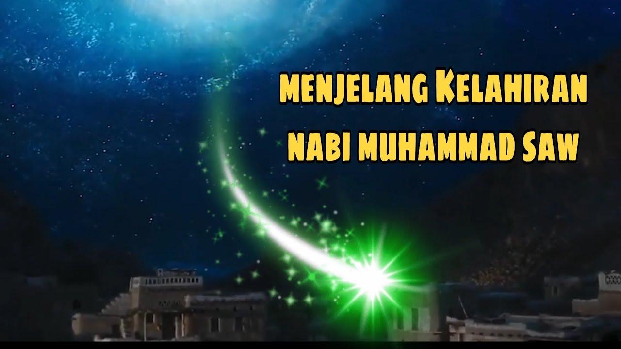 Peristiwa Besar Menjelang Kelahiran Nabi Muhammad SAW