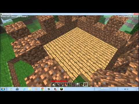 how to get minecraft demo on pc