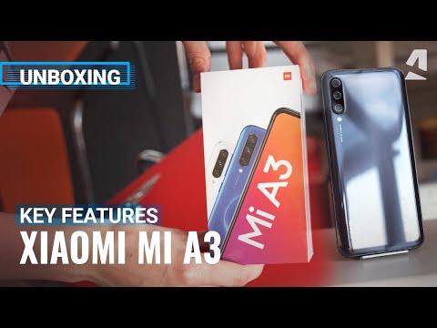 Xiaomi Mi A3 Unboxing & Key Features