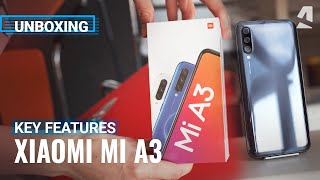 Xiaomi Mi A3 Unboxing & Key Features