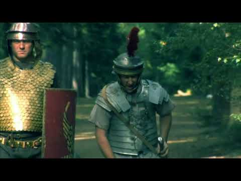 Horrible Histories Romans  Life as a legionary