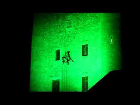 Danse verticale sur le fort Vauban ! à Fouras 17