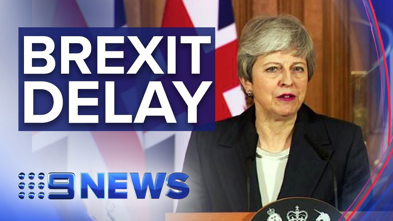 Brexit delay possible with deal, says EU | Nine News Australia