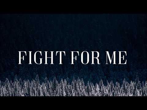Fight For Me - Gawvi Ft. Lecrae [Lyric Video]