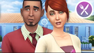 THE SIMS 4 || DINE OUT | PT. 1 — PANCAKES FOR EVERYONE!