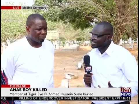 Anas Boy Killed - The Pulse on JoyNews (18-1-19)