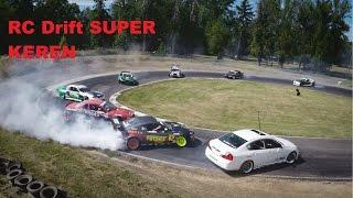 Gambar cover Video Balap Drift Mobil Remot RC