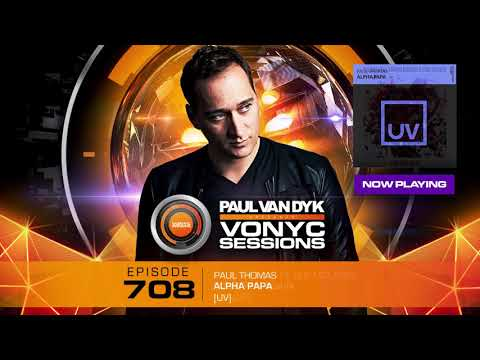 Paul Van Dyk's VONYC Sessions 708