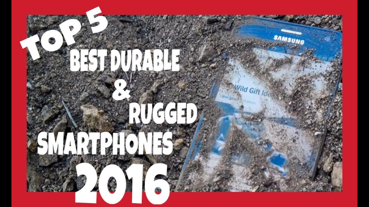 Top 5 Best Durable Rugged Smartphones