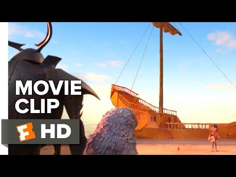 Kubo and the Two Strings Movie   Making the Boat 2016  Matthew McConaughey Movie