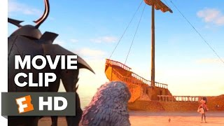 Kubo and the Two Strings Movie CLIP - Making the Boat (2016) - Matthew McConaughey Movie