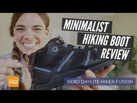 Minimalist Hiking Boot Review - Xero Shoes