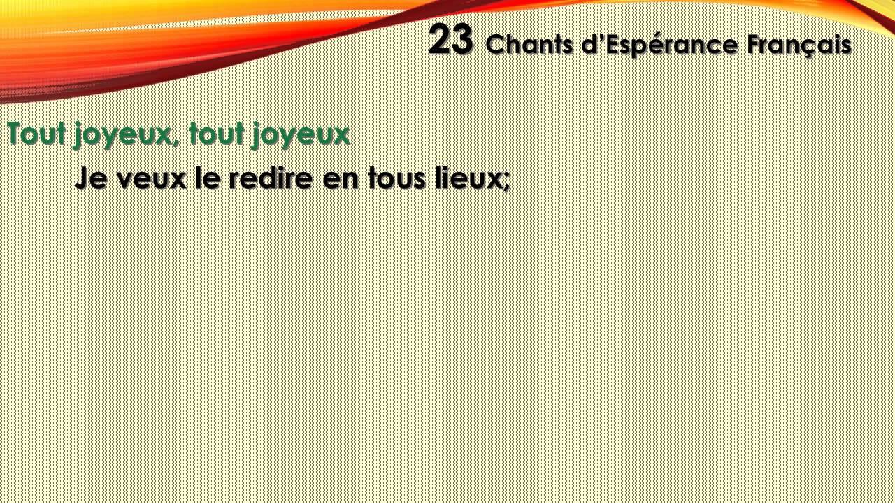 23-chants-desperance-francais-haiti-repentance