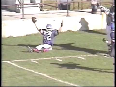 Detroit CC Football 1997 Highlights 10/13