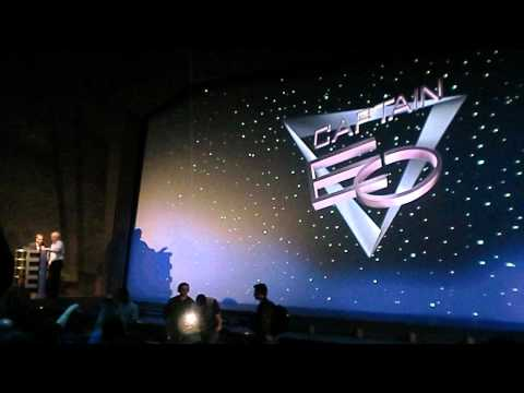 Captain Eo Come Back @ Disneyland Paris France 12 juin 2010 Michael Jackson