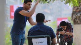 """بالفيديو: مذيع يطلب من شباب مصري أن يقول """"عاشت إسرائيل"""".. فكيف كانت الأجابة؟"""
