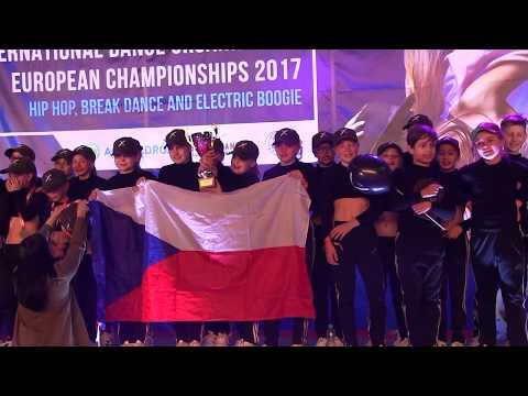 Magic Free Group - IDO ME 2017 - Cross the line - Děti A