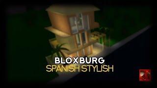 Roblox Bloxburg - Spanisch Stylish - 50K