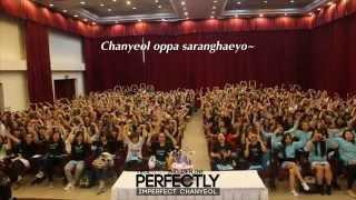 We love you Chanyeol ♥