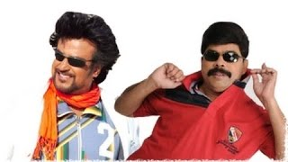 Power Star Competes with Rajinikanth on Screen!