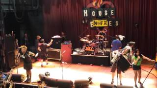 Theme From a NOFX Album, live at the House of Blues Cleveland 11/14...