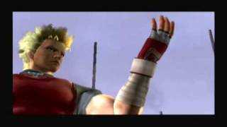 Virtua Fighter 4 Jacky Quotes