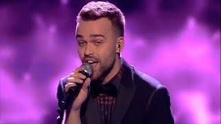 Jego śpiew w połączeniu z chórem był wspaniały efekt! Oczarował widzów! [Mam Talent!]