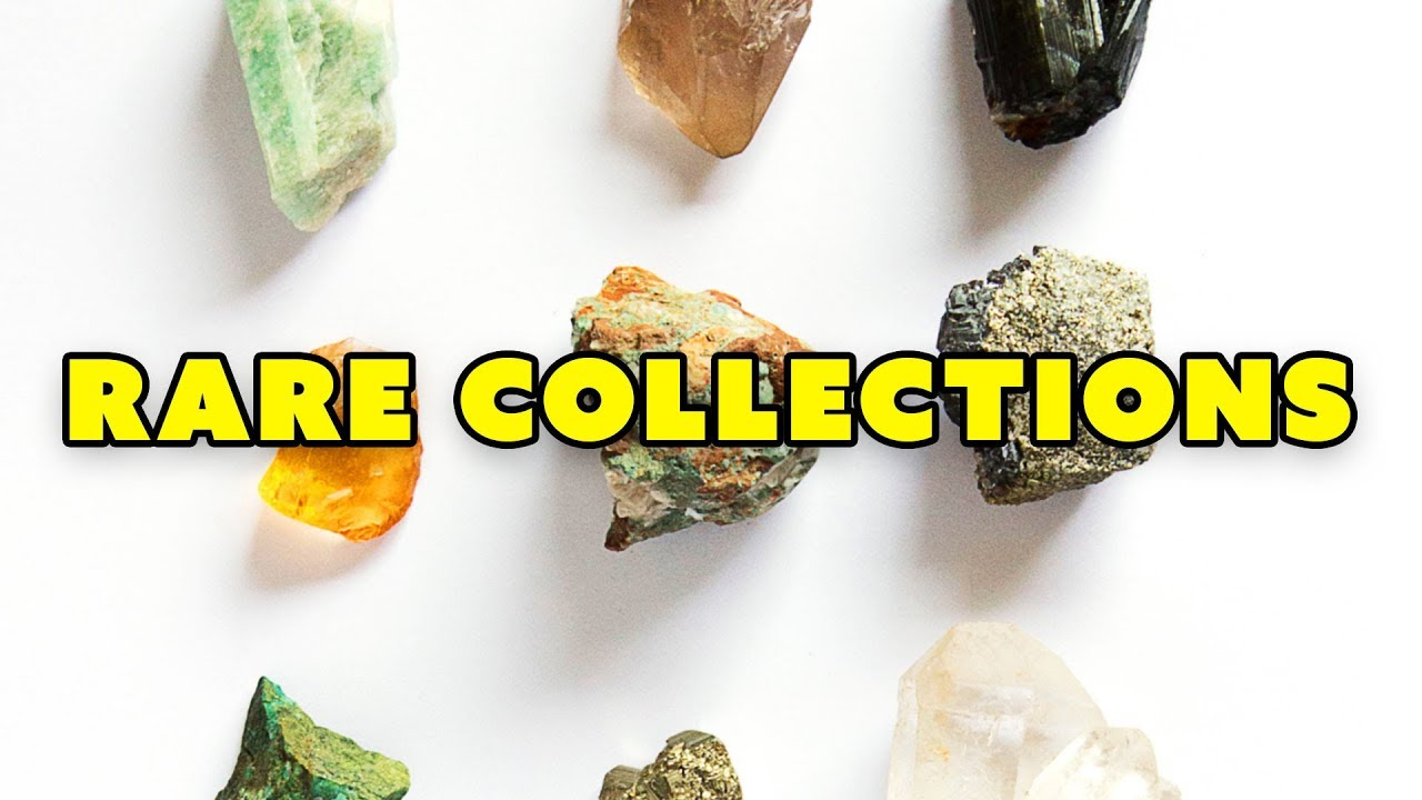 The Most Expensive Gem Collections & Displays