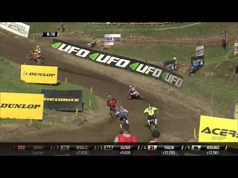Herlings passes Paulin_MXGP of Czech Republic
