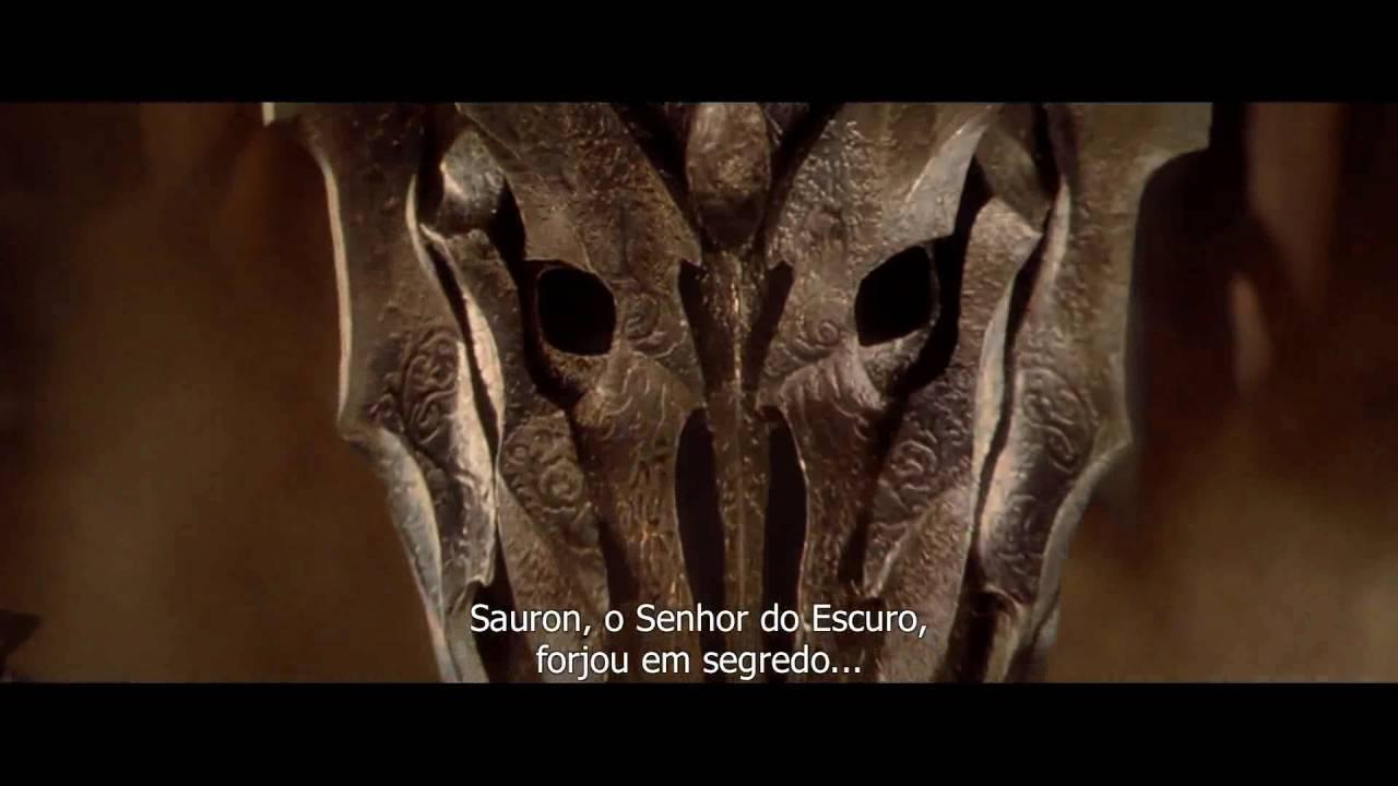 O Senhor dos Anéis A Sociedade do Anel  Trailer